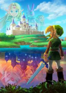 TLOZ: A Link Between Worlds