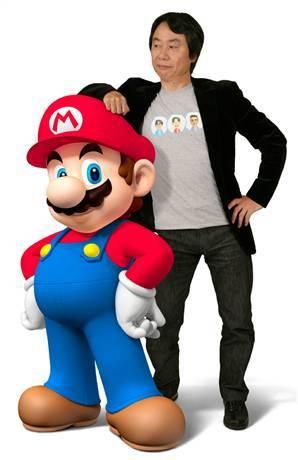 Miyamoto & Mario