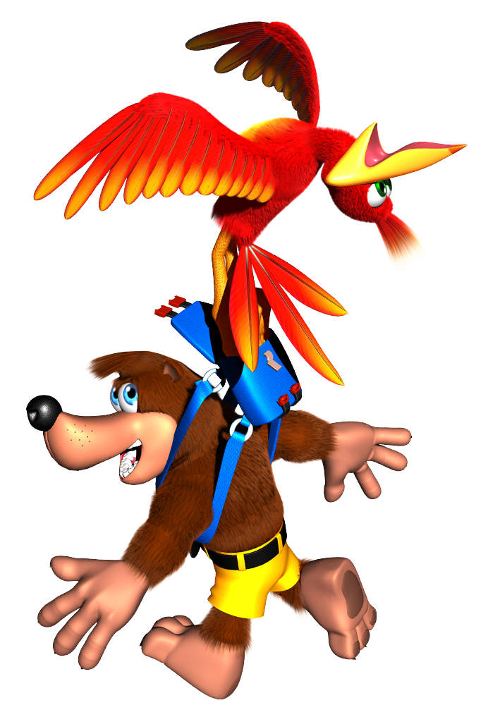 banjo kazooie - photo #1