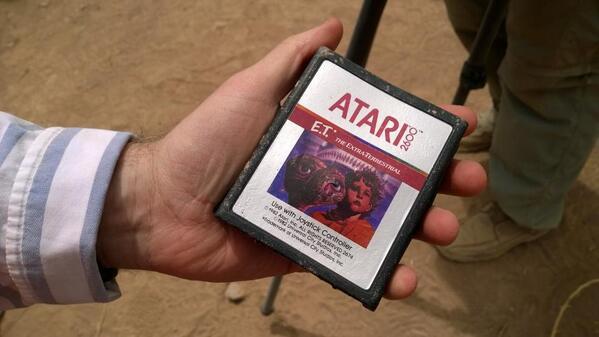 Atari E.T., New Mexico
