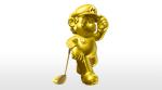 Gold Mario, Mario Golf: World Tour, Nintendo 3DS, DLC