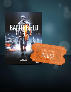 Battlefield 3, Origin