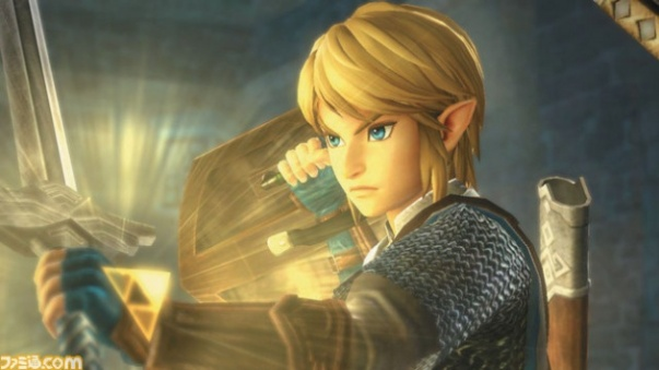 Link, Hyrule Warriors, Wii U