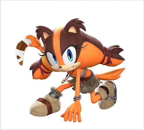Sticks, Sonic Boom