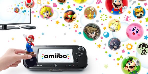 amiibo, Wii U, E3 2014, NFC