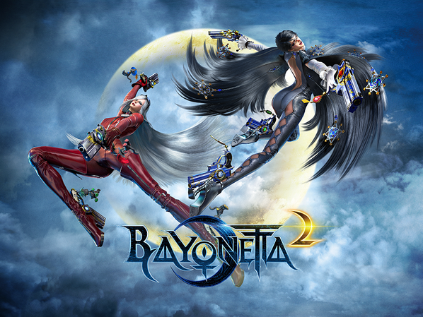 Bayonetta 2, Wii U, E3 2014