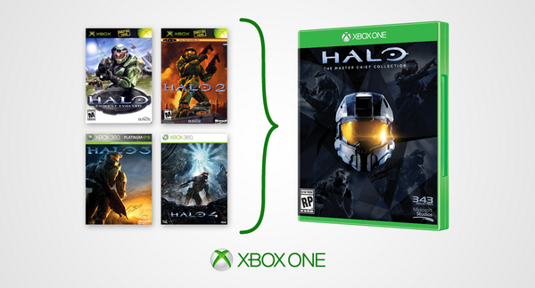 Halo: The Master Chief Collection, Xbox One
