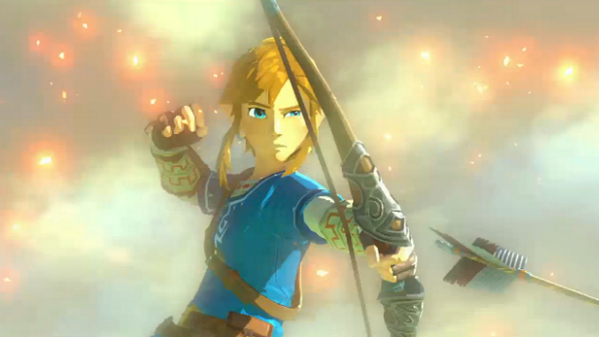 The Legend of Zelda Wii U, E3 2014