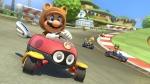 Tanooki Mario, Mario Kart 8, Wii U