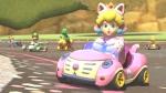 Cat Peach, Mario Kart 8, Wii U