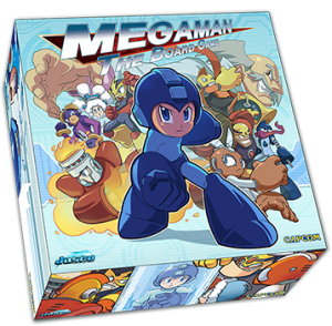 Mega Man Board Game, Capcom, Jasco Games