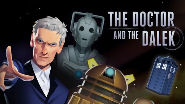 The Doctor and The Dalek, CBBC, Doctor Who