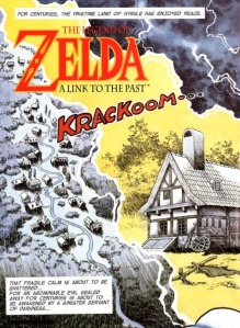 The Legend of Zelda: A Link to the Past, Comic, Viz Media