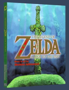 The Legend of Zelda: A Link to the Past, Comic, Nintendo Power, Shotaro Ishinomori